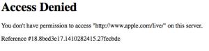 Web Applu